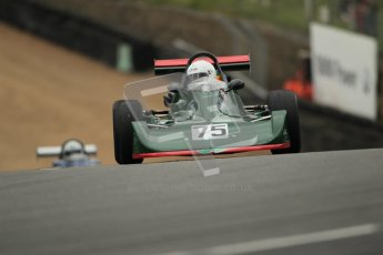 © 2012 Octane Photographic Ltd. HSCC Historic Super Prix - Brands Hatch - 1st July 2012. HSCC - Historic Formula Ford 2000 - Qualifying. Colin Wright - Reynard SF79. Digital Ref: 0385lw1d1246
