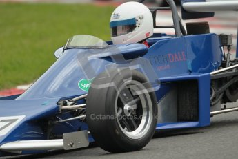 © 2012 Octane Photographic Ltd. HSCC Historic Super Prix - Brands Hatch - 1st July 2012. HSCC - Historic Formula Ford 2000 - Qualifying. Jonny Dimsdale - Van Diemen RF78. Digital Ref: 0385lw1d1382