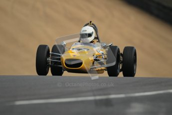 © 2012 Octane Photographic Ltd. HSCC Historic Super Prix - Brands Hatch - 1st July 2012. HSCC - Historic Formula Ford - Qualifying. Andrew Goord - Merlyn Mk.20A. Digital Ref: 0383lw1d0694
