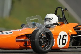 © 2012 Octane Photographic Ltd. HSCC Historic Super Prix - Brands Hatch - 1st July 2012. HSCC - Historic Formula Ford - Qualifying. Simon Toyne - Lola T200. Digital Ref: 0383lw1d0757