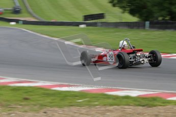 © 2012 Octane Photographic Ltd. HSCC Historic Super Prix - Brands Hatch - 1st July 2012. HSCC - Historic Formula Ford - Qualifying. Pertti Kiiveri - Kvantti Mk.1. Digital Ref: 0383lw7d5260