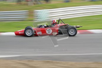© 2012 Octane Photographic Ltd. HSCC Historic Super Prix - Brands Hatch - 1st July 2012. HSCC - Historic Formula Ford - Qualifying. Brian Morris - Macon MR7. Digital Ref: 0383lw7d5262