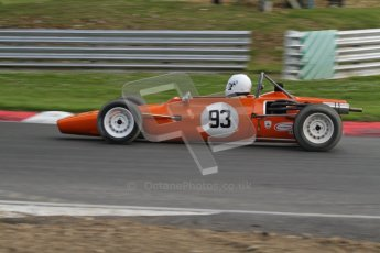 © 2012 Octane Photographic Ltd. HSCC Historic Super Prix - Brands Hatch - 1st July 2012. HSCC - Historic Formula Ford - Qualifying. david Innes - Titan Mk.6. Digital Ref: 0383lw7d5295