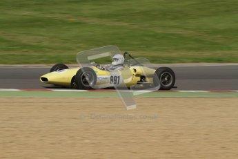 © 2012 Octane Photographic Ltd. HSCC Historic Super Prix - Brands Hatch - 30th June 2012. HSCC - Lurani Trophy - Qualifying. Pierre Tonetti - Brabham BT6. Digital Ref: 0382lw7d4452