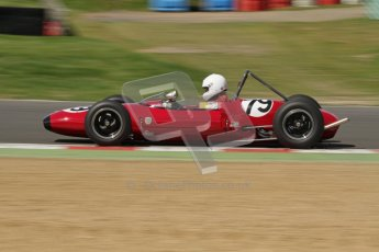 © 2012 Octane Photographic Ltd. HSCC Historic Super Prix - Brands Hatch - 30th June 2012. HSCC - Lurani Trophy - Qualifying. Andrew Hibberd - Lotus 22. Digital Ref: 0382lw7d4544