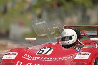 © 2012 Octane Photographic Ltd. HSCC Historic Super Prix - Brands Hatch - 30th June 2012. HSCC - Martini Trophy with SuperSports - Qualifying. Liguori - Lola T296. Digital Ref: 0378lw1d9527