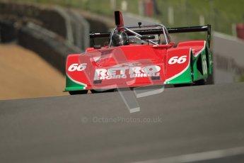 © 2012 Octane Photographic Ltd. HSCC Historic Super Prix - Brands Hatch - 30th June 2012. HSCC - Martini Trophy with SuperSports - Qualifying. Hart - March 75S. Digital Ref: 0378lw1d9604