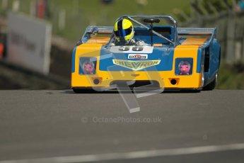 © 2012 Octane Photographic Ltd. HSCC Historic Super Prix - Brands Hatch - 30th June 2012. HSCC - Martini Trophy with SuperSports - Qualifying. Fleming - Chevron B36. Digital Ref: 0378lw1d9695