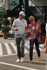 © 2012 Octane Photographic Ltd. Hungarian GP Hungaroring - Saturday 28th July 2012 - F1 Practice 3. Mercedes W03 - Michael Schumacher. Digital Ref : 0429lw7d5982