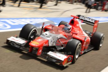 © 2012 Octane Photographic Ltd. Hungarian GP Hungaroring - Friday 27th July 2012 - GP2 Practice - Arden International - Simon Trummer. Digital Ref : 0426cb7d7769