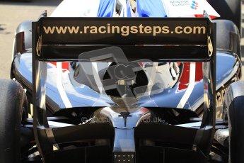 © 2012 Octane Photographic Ltd. Hungarian GP Hungaroring - Friday 27th July 2012 - Lotus GP - James Calado. Digital Ref : 0426cb7d9783