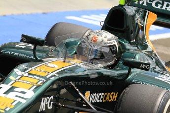 © 2012 Octane Photographic Ltd. EHungarian GP Hungaroring - Friday 27th July 2012 - GP2 Practice - Caterham Racing - Giedo van der Garde. Digital Ref : 0426cb7d9899