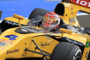 © 2012 Octane Photographic Ltd. Hungarian GP Hungaroring - Friday 27th July 2012 - GP2 Practice - Dams - Felipe Nasr. Digital Ref : 0426cb7d9919