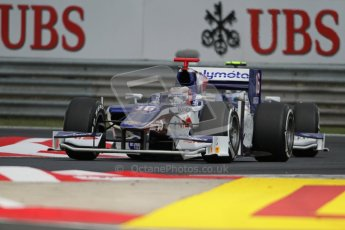© 2012 Octane Photographic Ltd. Hungarian GP Hungaroring - Friday 27th July 2012 - GP2 Practice - Trident Racing - Stephane Richelmi. Digital Ref : 0426lw7d0560