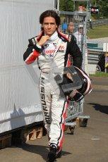 © 2012 Octane Photographic Ltd. Hungarian GP Hungaroring - Saturday 27th July 2012 - GP3 Paddock. Marussia Manor Racing - Fabiano Machado. Digital Ref : 0424cb7d9572