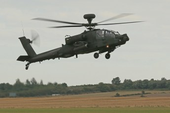 © Octane Photographic Ltd. Monday17th September 2012 – British Army Apache training at Duxford. Digital Ref : 0523cb1d0088