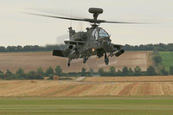 © Octane Photographic Ltd. Monday17th September 2012 – British Army Apache training at Duxford. Digital Ref : 0523cb1d0350