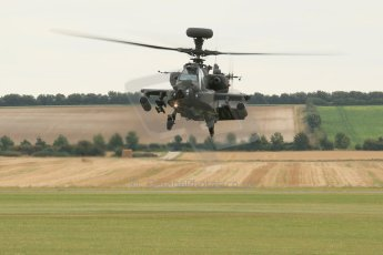 © Octane Photographic Ltd. Monday17th September 2012 – British Army Apache training at Duxford. Digital Ref : 0523cb1d0361