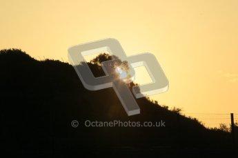 © 2012 Octane Photographic Ltd. Jerez Winter Test Day 3 - Thursday 9th February 2012. Jerez circuit sunrise. Digital Ref : 0219lw1d6090