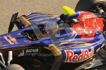 © 2012 Octane Photographic Ltd. Jerez Winter Test Day 3 - Thursday 9th February 2012. Red Bull RB8 - Sebastian Vettel. Digital Ref : 0219lw1d7785