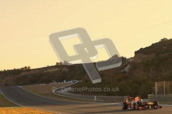© 2012 Octane Photographic Ltd. Jerez Winter Test Day 4 - Friday 10th February 2012. Red Bull RB8 - Sebastian Vettel. Digital Ref : 0221lw7d3980