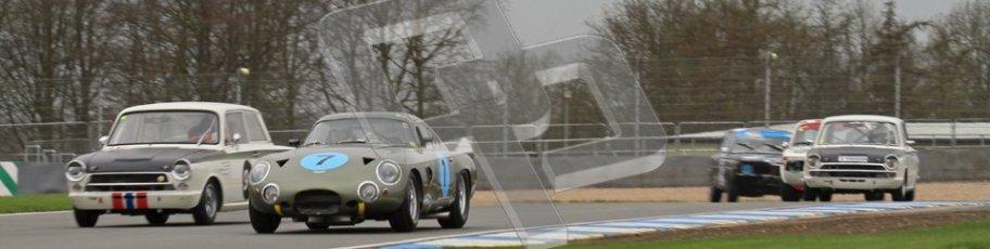 © Octane Photographic Ltd. Masters Racing – Pre-season testing – Donington Park, 5th April 2012. GT and Touring classes. Digital Ref : 0273lw7d1025