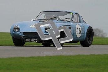 © Octane Photographic Ltd. Masters Racing – Pre-season testing – Donington Park, 5th April 2012. GT and Touring classes. Digital Ref : 0273lw7d1264