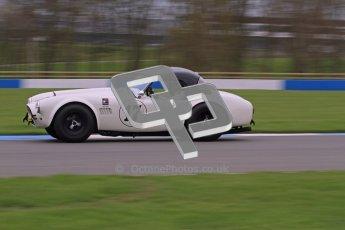 © Octane Photographic Ltd. Masters Racing – Pre-season testing – Donington Park, 5th April 2012. GT and Touring classes. Digital Ref : 0273lw7d1574