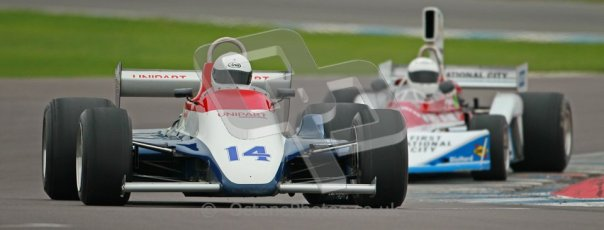 © Octane Photographic Ltd. Masters Racing – Pre-season testing – Donington Park, 5th April 2012. Single-seater classes. Digital Ref : 0271cb1d0716