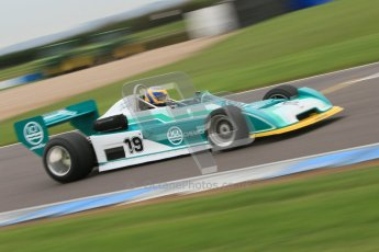© Octane Photographic Ltd. Masters Racing – Pre-season testing – Donington Park, 5th April 2012. Single-seater classes. Digital Ref : 0271cb7d6630