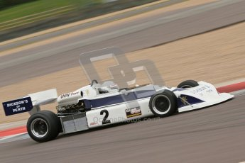 © Octane Photographic Ltd. Masters Racing – Pre-season testing – Donington Park, 5th April 2012. Single-seater classes. Digital Ref : 0271cb7d6672