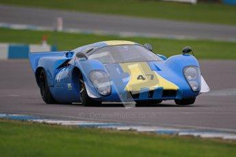 © Octane Photographic Ltd. Masters Racing – Pre-season testing – Donington Park, 5th April 2012. Sports and CanAm classes. Digital Ref : 0271cb1d0536