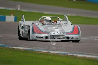 © Octane Photographic Ltd. Masters Racing – Pre-season testing – Donington Park, 5th April 2012. Sports and CanAm classes. Digital Ref : 0271cb1d0543