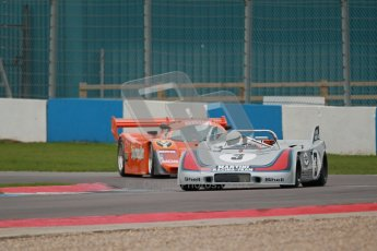 © Octane Photographic Ltd. Masters Racing – Pre-season testing – Donington Park, 5th April 2012. Sports and CanAm classes. Digital Ref : 0271cb1d0579