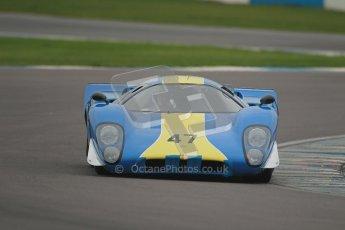 © Octane Photographic Ltd. Masters Racing – Pre-season testing – Donington Park, 5th April 2012. Sports and CanAm classes. Digital Ref : 0271cb1d0593