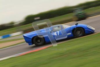 © Octane Photographic Ltd. Masters Racing – Pre-season testing – Donington Park, 5th April 2012. Sports and CanAm classes. Digital Ref : 0271cb7d6443