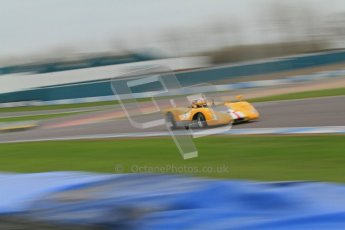© Octane Photographic Ltd. Masters Racing – Pre-season testing – Donington Park, 5th April 2012. Sports and CanAm classes. Digital Ref : 0271cb7d6537
