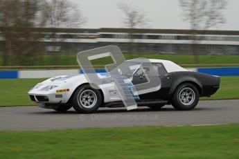 © Octane Photographic Ltd. Masters Racing – Pre-season testing – Donington Park, 5th April 2012. Sports and CanAm classes. Digital Ref : 0271lw7d0005