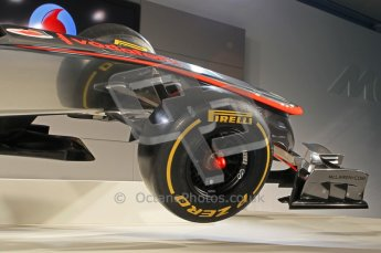 © 2012 Octane Photographic Ltd. Vodafone McLaren Mercedes Technical Car Launch MP4/27  Digital Ref : 0216lw1d2288