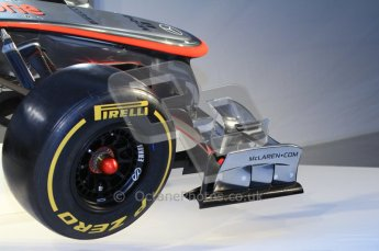 © 2012 Octane Photographic Ltd. Vodafone McLaren Mercedes Technical Car Launch MP4/27  Digital Ref : 0216lw7d1266