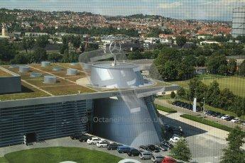 © Octane Photographic Ltd. Mercedes-Benz Museum – Stuttgart. Tuesday 31st July 2012. Digital Ref : 0442cb7d1276