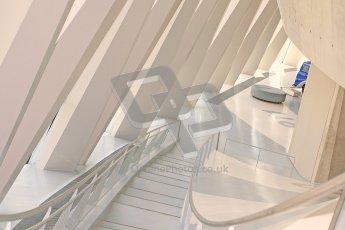 © Octane Photographic Ltd. Mercedes-Benz Museum – Stuttgart. Tuesday 31st July 2012. Digital Ref : 0442cb7d1293