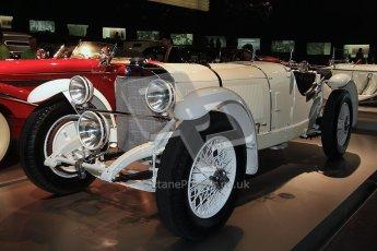 © Octane Photographic Ltd. Mercedes-Benz Museum – Stuttgart. Tuesday 31st July 2012. Digital Ref : 0442cb7d1295
