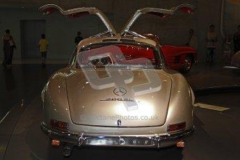© Octane Photographic Ltd. Mercedes-Benz Museum – Stuttgart. Tuesday 31st July 2012. Digital Ref : 0442cb7d1297