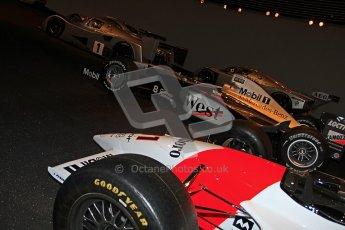 © Octane Photographic Ltd. Mercedes-Benz Museum – Stuttgart. Tuesday 31st July 2012. Digital Ref : 0442cb7d1347