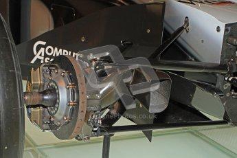 © Octane Photographic Ltd. Mercedes-Benz Museum – Stuttgart. Tuesday 31st July 2012. Digital Ref : 0442cb7d1359