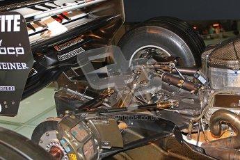© Octane Photographic Ltd. Mercedes-Benz Museum – Stuttgart. Tuesday 31st July 2012. Digital Ref : 0442cb7d1361