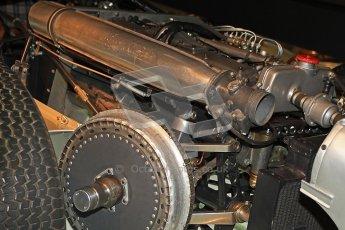 © Octane Photographic Ltd. Mercedes-Benz Museum – Stuttgart. Tuesday 31st July 2012. Digital Ref : 0442cb7d1362