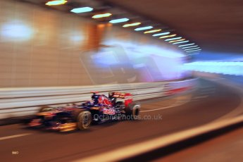 © Octane Photographic Ltd. 2012. F1 Monte Carlo - Practice 3. Saturday 26th May 2012. Daniel Ricciardo - Toro Rosso. Digital Ref : 0354cb1d6433
