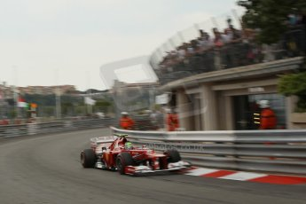 © Octane Photographic Ltd. 2012. F1 Monte Carlo - Race. Sunday 27th May 2012. Felipe Massa - Ferrari. Digital Ref : 0357cb1d7970